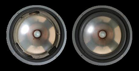 speaker refoaming service